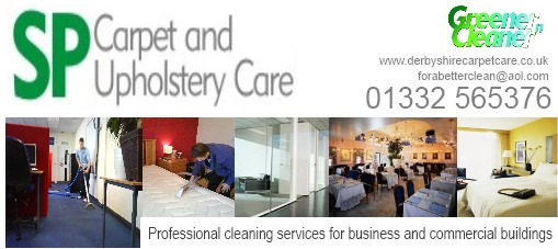 commercail carpet cleaning in Derby cleaning carpets stone floors upholstery