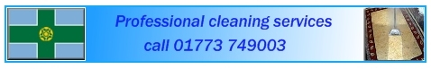 derbyshire professional carpet and upholstery cleaning